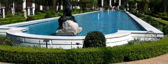 J. Paul Getty Villa is one of SoCal Musts.