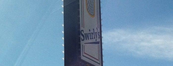 Swirly's is one of Milwaukee.