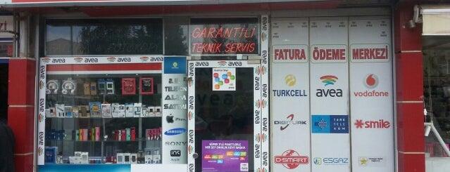 Full İletişim is one of สถานที่ที่ Ahmet ถูกใจ.