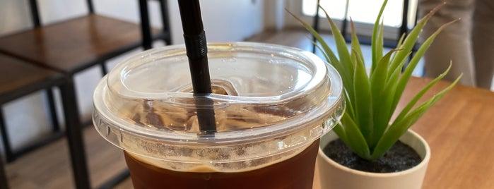 An Hour Coffee Bar is one of 07_ตามรอย_coffee.