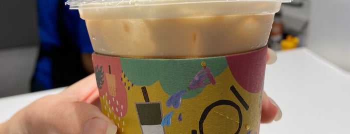 KOI Thé is one of Posti che sono piaciuti a Tee.
