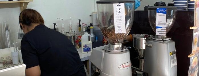 4:44 Espresso Bar is one of 07_ตามรอย_coffee.