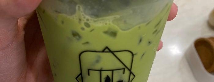Tea etc is one of BKK_Tea/ Chocolate/ Juice Bar.