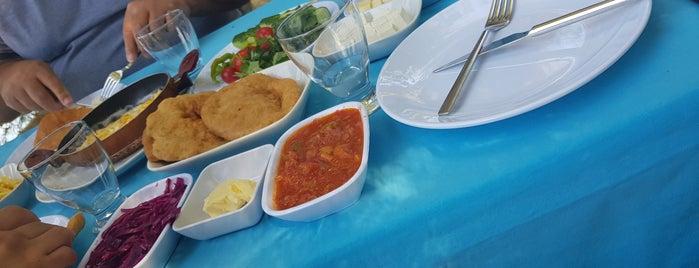 Ada Garden Restaurant & Köy Kahvaltısı is one of Yılmaz : понравившиеся места.