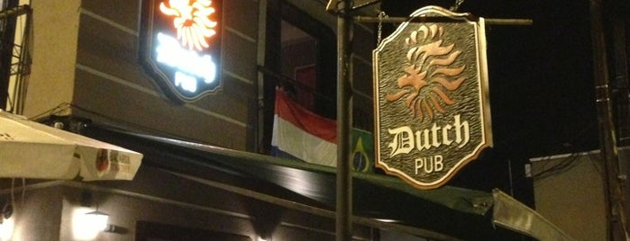 Dutch Pub is one of Locais curtidos por Vanessa.
