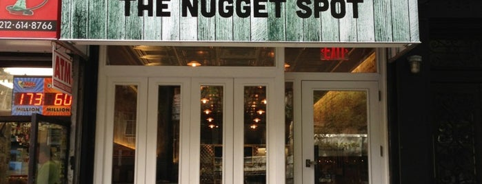 The Nugget Spot is one of Manhattan To-Do's (Between Houston & 34th Street).