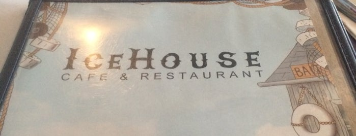 Ice House Cafe is one of Bronx, NY.