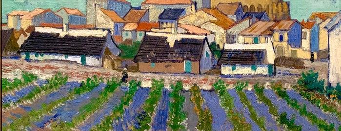Vincent Van Gogh: His Life in Art is one of Lugares favoritos de Sergio M. 🇲🇽🇧🇷🇱🇷.