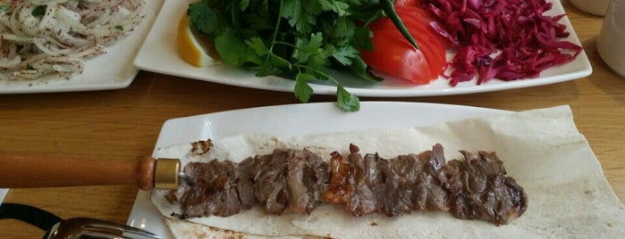 Halis Erzurum Cağ Kebabı is one of Tatiana : понравившиеся места.