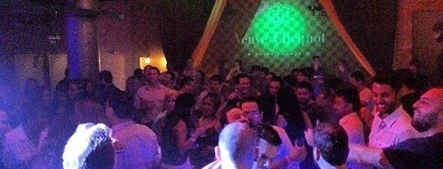 Wk Lounge Bar is one of Locais curtidos por Gustavo.