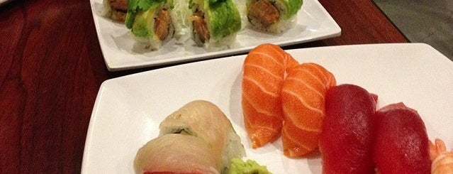 Kai Sushi is one of Chicago.