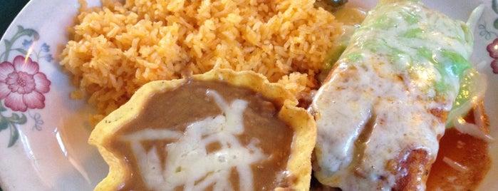 Monterrey Mexican Restaurant is one of Lieux qui ont plu à Ryan.