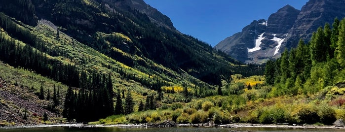Aspen, CO is one of Tempat yang Disukai T.