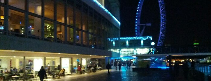 Southbank Centre is one of MUST GO (serious FOMO :)).