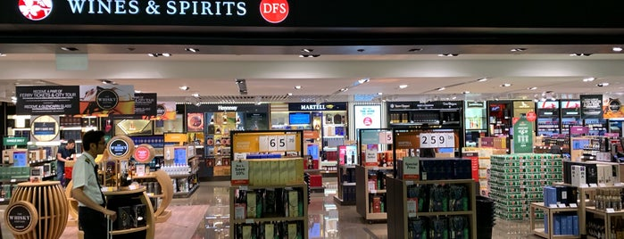 DFS is one of Singapore.