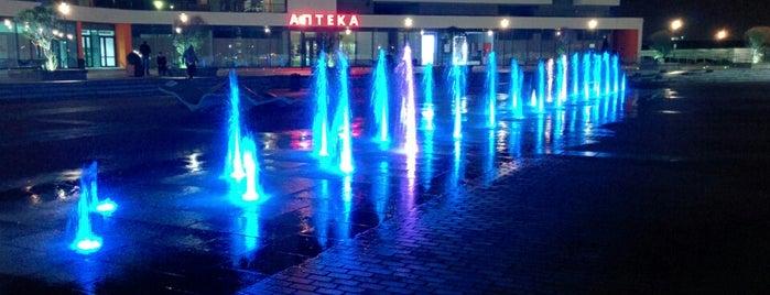 Европейская площадь is one of สถานที่ที่ Айсик ถูกใจ.