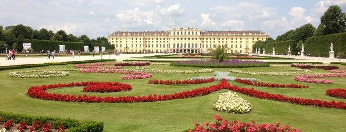 Schloss Schönbrunn is one of Favourite Places.