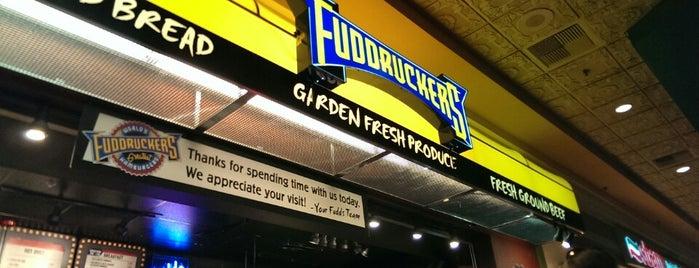 Fuddruckers is one of Posti che sono piaciuti a Alberto J S.