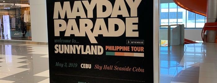 SM Seaside City - Sky Park is one of Cebu 101.