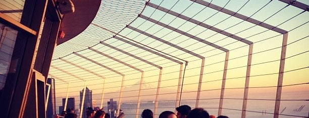 Space Needle: Observation Deck is one of For the Love of Heights.