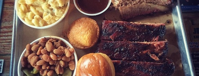 Hutchins BBQ & Grill is one of America's Top BBQ Joints.