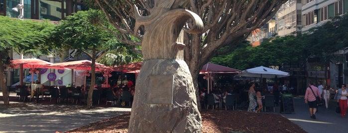 Plaza del Chicharro is one of Islas Canarias: Tenerife.