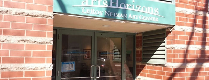 ArtsHorizons Leroy Neiman Arts Center is one of East.