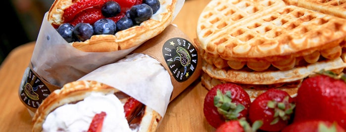 Buffalo Waffles is one of Catalina: сохраненные места.