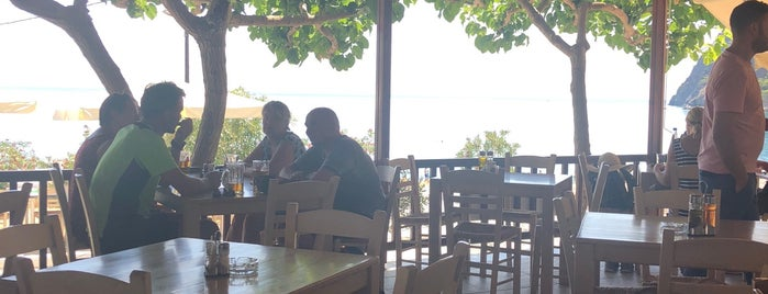 Calypso Restaurant is one of Chrissy : понравившиеся места.