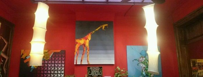 Art Factory Hostel is one of Posti che sono piaciuti a Rodrigo.