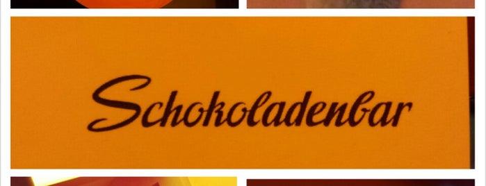 Schokoladenbar is one of Locais curtidos por Max.