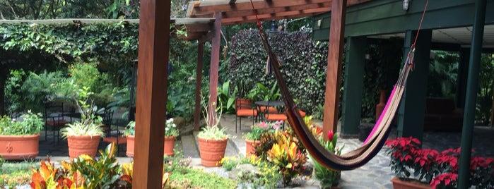 Monteverde Lodge & Gardens is one of Tempat yang Disukai R.
