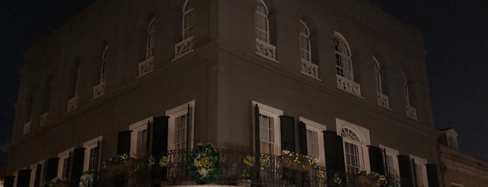 Madame Lalaurie's Mansion at 1140 Royal St is one of NOLA.