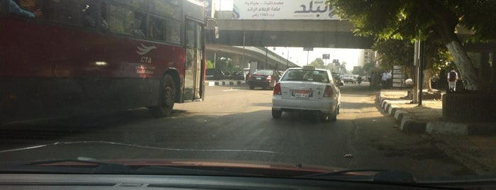 Nile St is one of Egypt..