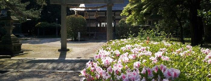 藤樹神社 is one of 近江 琵琶湖 若狭.