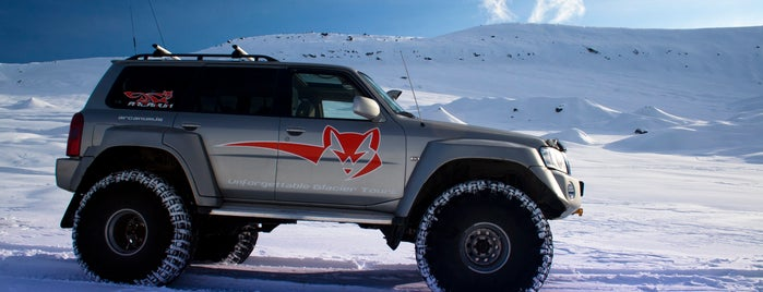 Arcanum Glacier Tours is one of Iceland.