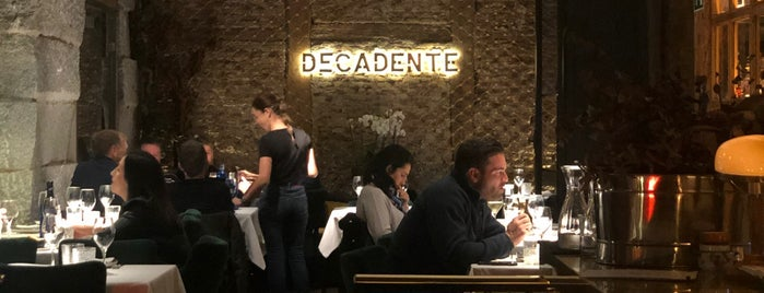 Decadente is one of Afterwork.