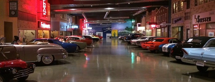 Okoboji Classic Cars is one of Iowa.