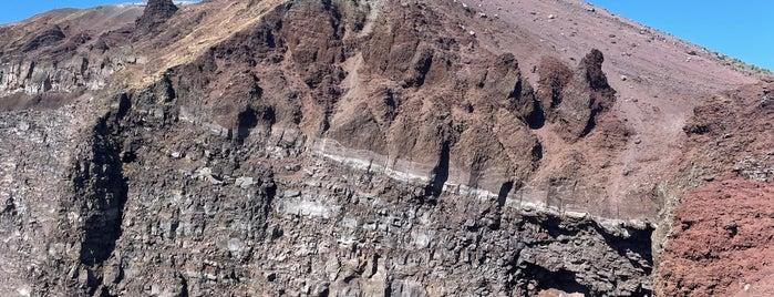 Mount Vesuvius Volcano is one of Itálie.