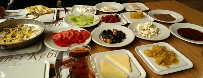 Divan-ı Kebir Cafe & Restaurant is one of Şebnem 님이 저장한 장소.