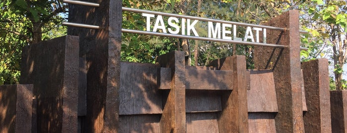 Tasik Melati is one of Attraction Places to Visit.