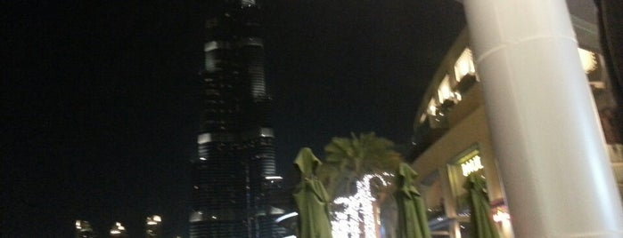 Starbucks is one of Dubai Food 6.