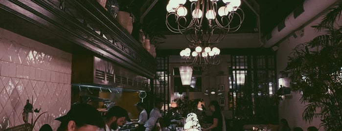Cecconi's is one of Bcn Like.