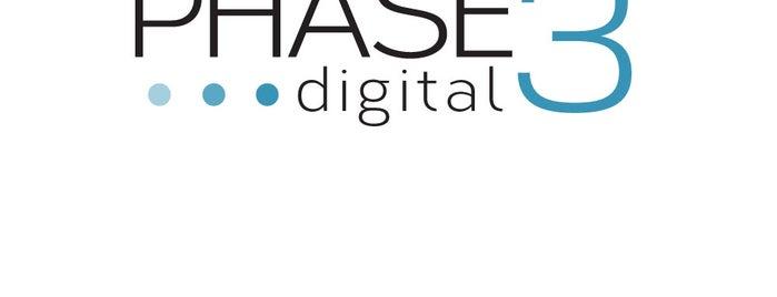 Phase 3 Digital is one of Troy 님이 좋아한 장소.