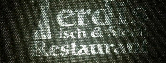 Ferdis Fisch&Steak is one of Vienna's Restaurants.