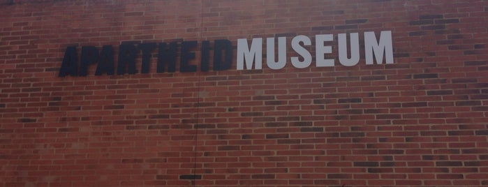 Apartheid Museum is one of South Africa.