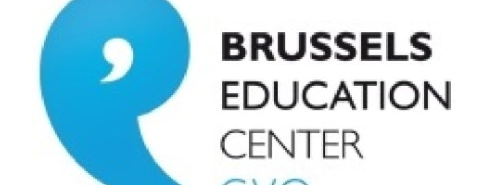 C.V.O. Brussels Education Center is one of Tempat yang Disukai arzu.