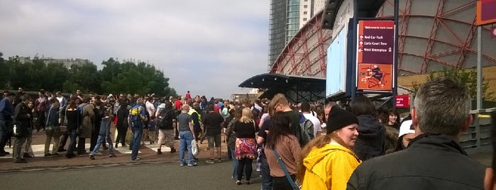 London Film Comic Con is one of London.