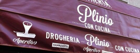 Drogheria Plinio con Cucina is one of Dove mangiare/bere a Milano.