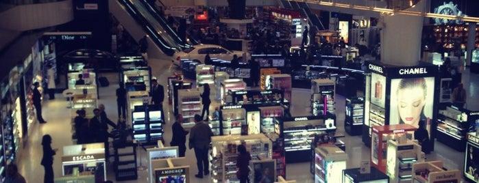 Doha International Airport (DOH) مطار الدوحة الدولي is one of Airports (around the world).